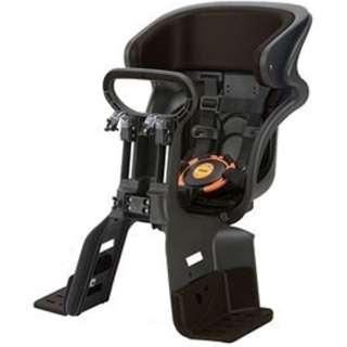 フロントチャイルドシート DX3(ブラック・こげ茶) FBC-011DX3