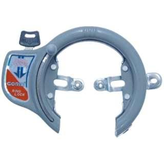 プッシュ式サークル錠