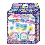キラデコアート PGR-06 ぷにジェル 別売りカラージェル2色セット ブルー&イエロー