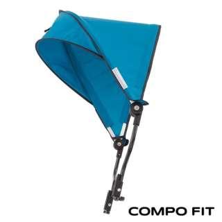COMPO FIT/コンポフィット サンシェード(ターコイズブルー)