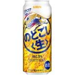 のどごし生 (500ml/24本)【新ジャンル】