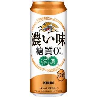 濃い味 糖質0 500ml 24本【新ジャンル】