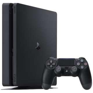 PlayStation 4 (プレイステーション4) ジェット・ブラック 500GB [ゲーム機本体]CUH-2100AB01