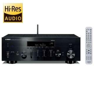 【ハイレゾ音源対応】ネットワークレシーバー(ブラック) R-N803(B)【ワイドFM対応】