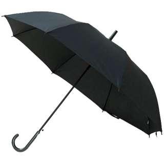 長傘 ポキッと折れるんです ブラック [雨傘 /65cm]