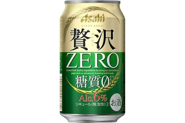 アサヒ「クリアアサヒ 贅沢ゼロ(新ジャンル)」350ml/24本