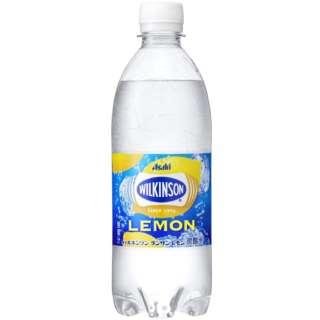 ウィルキンソン炭酸レモン 500ml 24本【炭酸】