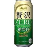 クリアアサヒ 贅沢ゼロ (500ml/24本)【新ジャンル】