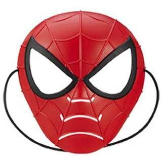 マーベル・コミック ハズブロ なりきりアイテム マスク「キッズ」2017年版 スパイダーマン