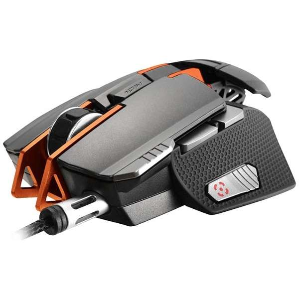 CGR-WLMO-700 ゲーミングマウス 700M [レーザー /8ボタン /USB /有線]