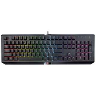 有線ゲーミングキーボード[USB ・Win] GXT 890 Cada RGB Mechanical Keyboard (ブラック) 21808