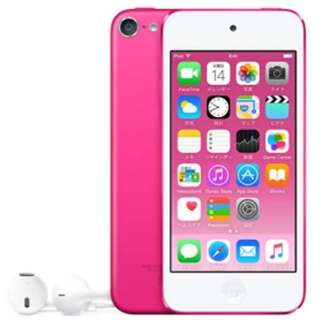 iPod touch 【第6世代 2015年モデル】 128GB ピンク MKWK2J/A