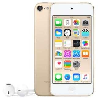 iPod touch 【第6世代 2015年モデル】 128GB ゴールド MKWM2J/A
