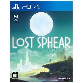 ロストスフィア【PS4ゲームソフト】