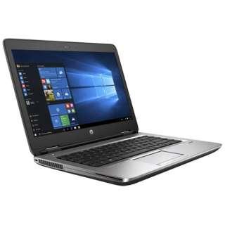 W2Z51PP#ABJ ノートパソコン Probook 640G2 [14.0型 /intel Core i5 /HDD:500GB /メモリ:4GB /2017年7月モデル]