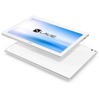 PC-TE510HAW Androidタブレット LAVIE Tab E ホワイト [10.1型ワイド /ストレージ:16GB /Wi-Fiモデル]