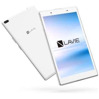 PC-TE508HAW Androidタブレット LAVIE Tab E ホワイト [8型ワイド /ストレージ:16GB /Wi-Fiモデル]
