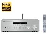 【ハイレゾ音源対応】ネットワークレシーバー(シルバー) R-N303(S)【ワイドFM対応】