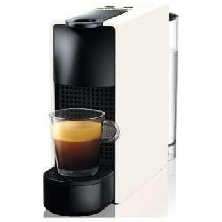 C30-WH カプセル式コーヒーメーカー Essenza Mini (エッセンサミニ)