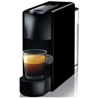 C30-BK カプセル式コーヒーメーカー Essenza Mini (エッセンサミニ)