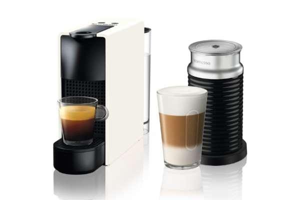 ネスレネスプレッソ 専用カプセル式コーヒーメーカー「エッセンサ・ミニ」バンドルセット C30WH-A3B