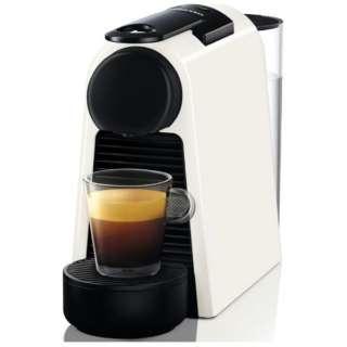 D30-WH カプセル式コーヒーメーカー Essenza Mini (エッセンサミニ)