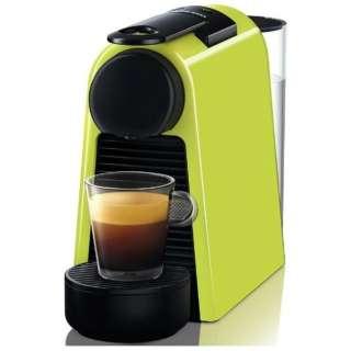 D30-GN カプセル式コーヒーメーカー Essenza Mini (エッセンサミニ)