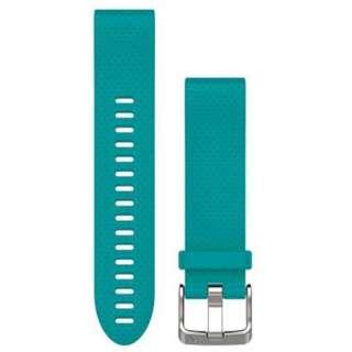 fenix5s用ベルト交換キット QuickFit Blue 010-12491-25
