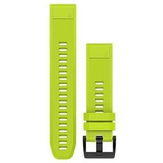 fenix5s用ベルト交換キット QuickFit Yellow 010-12496-07