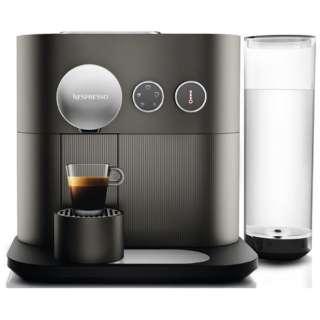 D80-GR カプセル式コーヒーメーカー EXPART(エキスパート)