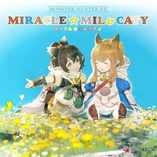 (ゲーム・ミュージック)/モンスターハンターダブルクロス ミラクル☆ミルクティ 【CD】