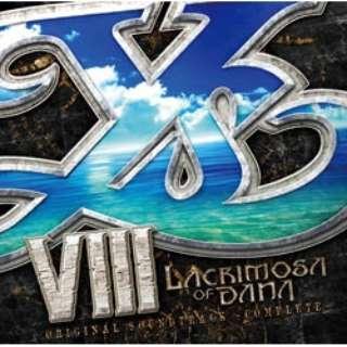 (ゲーム・ミュージック)/イースVIII -Lacrimosa of DANA-オリジナルサウンドトラック[完全版] 【CD】