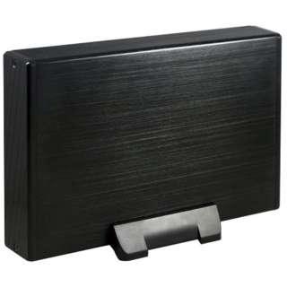 HDE-08 HDDケース Ainex ブラック [SATA /1台 /3.5インチ対応]