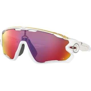 169468d6e6 JAWBREAKER TOUR DE FRANCE EDITION (mat white   prism road) OO9290-2731   Sunglasses