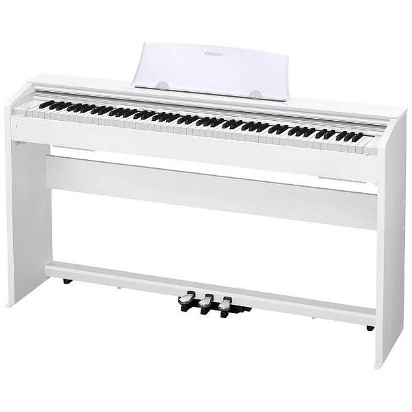 カシオ デジタルピアノ Privia PX-770WE 電子楽器