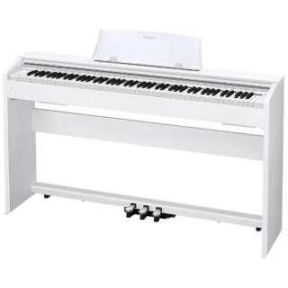 電子ピアノ PX-770WE ホワイトウッド調 [88鍵盤]