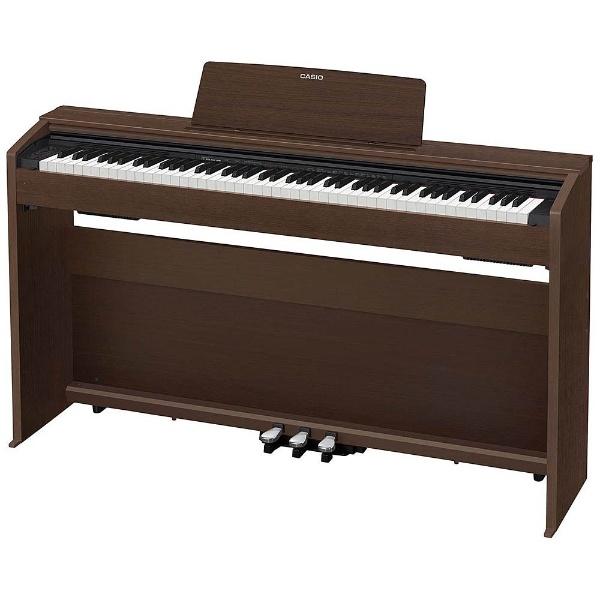 カシオ デジタルピアノ Privia PX-870BN 電子楽器