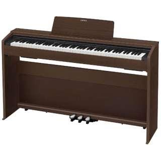 電子ピアノ PX-870BN オークウッド調 [88鍵盤]