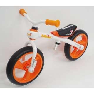 ランニングバイク TRANING BIKE(オレンジ/EVAタイヤ) TC-09E