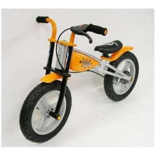 ランニングバイク TRANING BIKE(オレンジ) TC-04【ブレーキ付き】