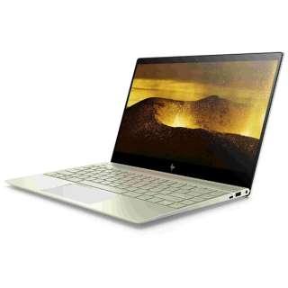 2DP48PA-AAAH ノートパソコン ENVY 13-ad005TU-OHB シルクゴールド [13.3型 /intel Core i3 /SSD:256GB /メモリ:4GB /2017年夏モデル]