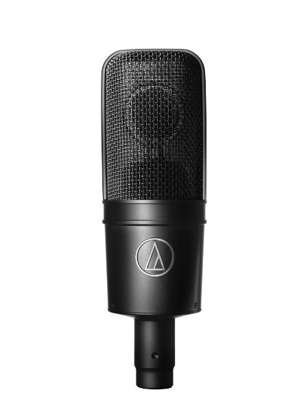 Audio-Technica サイドアドレスマイクロホン AT4040 その他オーディオ機器