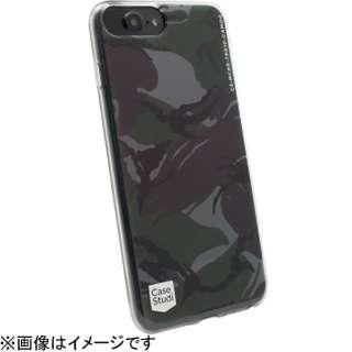 iPhone 7 / 6s / 6用 PRISM CAMO グリーン CS-I7-PR-CM-GN