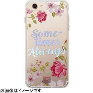 iPhone 7 / 6s / 6用 PRISM SOMETIMES ALWAYS CS-I7-PR-FL-SA