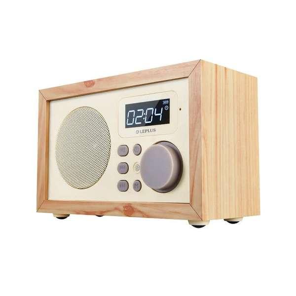 LP-SPBT04MP ブルートゥース スピーカー Classica BOLERO(クラシカ ボレロ) メイプルウッド調 [Bluetooth対応]