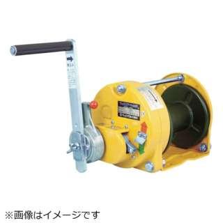 マックスプル ラチェット式手動ウインチ MR-30