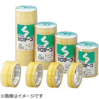 積水 セロテープ#252 24x35 5巻入り C252X65