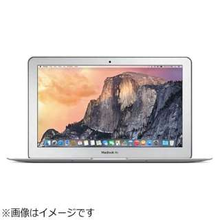 MacBookAir 13インチ [Core i5(1.6GHz)/8GB/SSD:128GB/USキーボード] (Early 2015) MMGF2JA/A