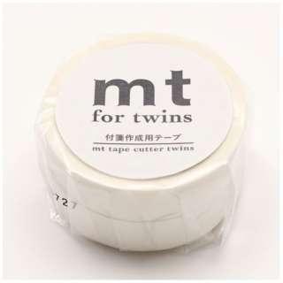 mtマスキングテープ mt for twins 付箋作成用テープ MTTCP01