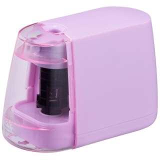 電動えんぴつ削り(乾電池式) JIM-E01-P (ピンク)